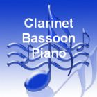 Clarinet Bassoon Piano